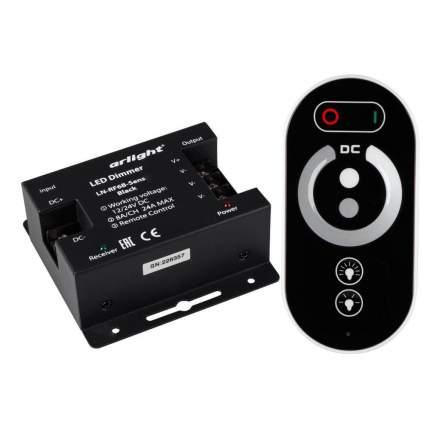 Диммер LN-RF6B-Sens Black (12-24V, 3x8A) Arlight 023377