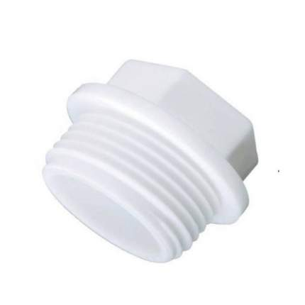 """Заглушка (пробка) PP-R белая НР Дн 25х3/4"""" VALFEX 10163025"""
