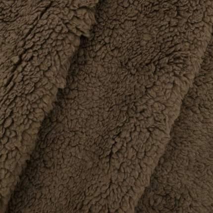 Мех искусственный светло-коричневый 50*50см 7728236 Астра