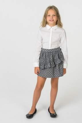 Юбка для девочки Mayoral, цв.серый, р-р 134