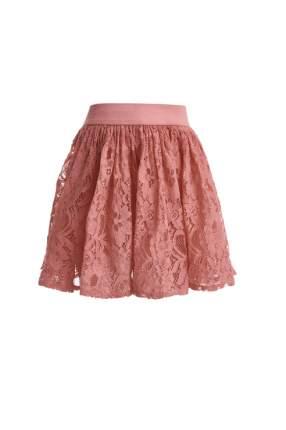 Юбка для девочки Button Blue, цв.розовый, р-р 104