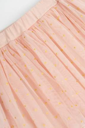 Юбка для девочки 3pommes, цв.розовый, р-р 92