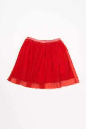 Юбка для девочки PlayToday, цв.красный, р-р 134