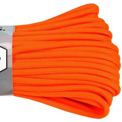 Паракорд 550 AtwoodRope 100ft (USA), neon orange