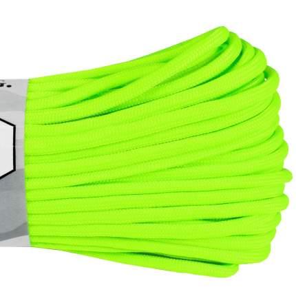 Паракорд 550 AtwoodRope 100ft (USA), neon green