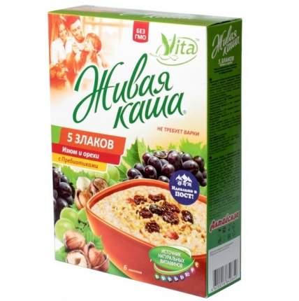 Каша Vita с витаминами, пребиотиками, изюмом и орехами 300 г