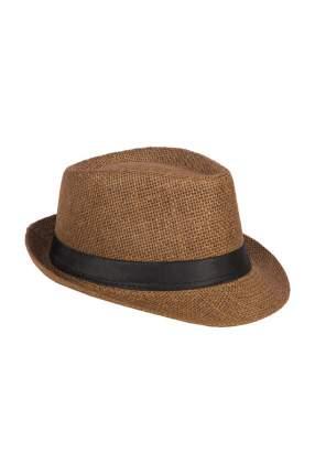Шляпа мужская Mellizos H10-14M 537-2 коричневая XL
