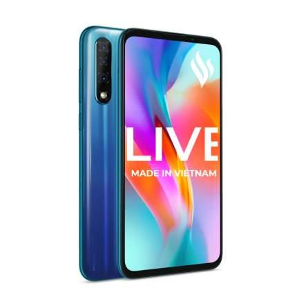 Смартфон Vsmart LIVE 6+64Gb Ocean Blue