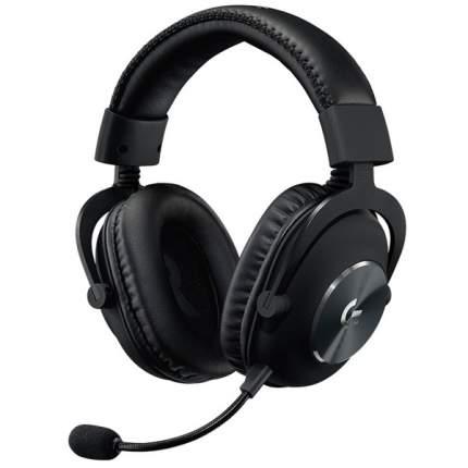 Игровая гарнитура Logitech G PRO X Black (981-000818)
