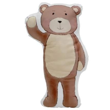Подушка-игрушка VamVigvam Медвежонок 35х15 см