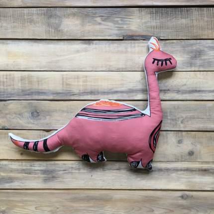 Подушка-игрушка VamVigvam Бронтозавр Маша 43х36 см