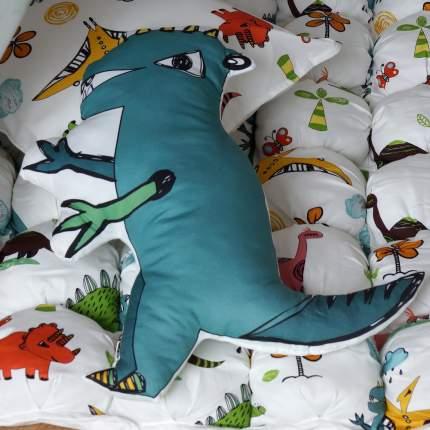 Подушка-игрушка VamVigvam T-Rex 45х40 см