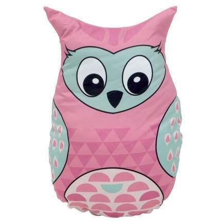 Подушка-игрушка VamVigvam Pink Owl 35х25 см