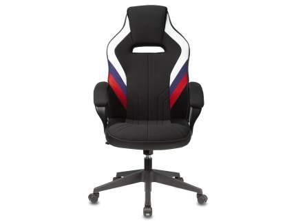 Игровое кресло Бюрократ 30246, черный/синий
