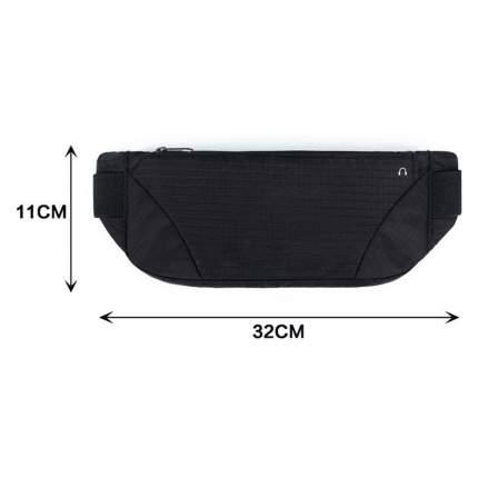 Поясная сумка Flycool 9177-01 черная.