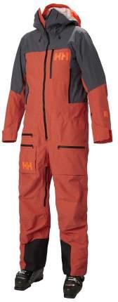 Комбинезон Helly Hansen Ullr Chugach Powder Suit, patrol orange, L