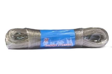 Бельевая веревка 20 метров (PVC+сталь)
