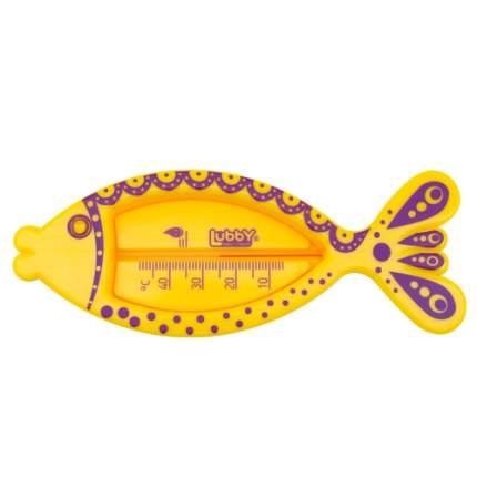 Термометр для ванной Lubby Рыбка