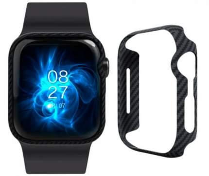 Чехол Pitaka AirCase (KW1002A) для Apple Watch Series 4/5 44 mm (Black)