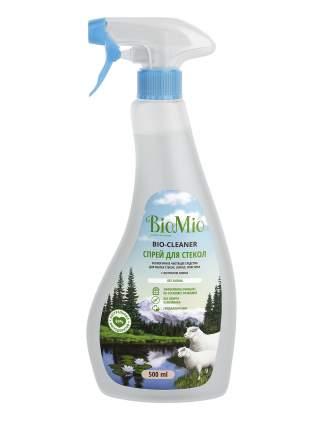 Экологичное чистящее средство BioMio для стекол и зеркал 500 мл
