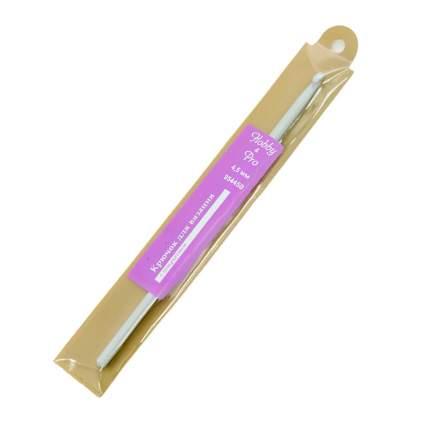 Крючок для вязания с покрытием, 4,5 мм, Hobby&Pro арт.954450