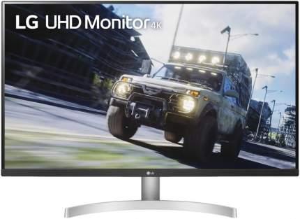 Монитор LG 32UN500-W White (32UN500-W.ARUZ)