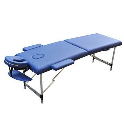 Массажный стол складной Zenet ZET-1044/L navy blue
