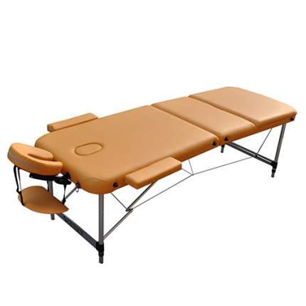 Массажный стол складной Zenet ZET-1049/L yellow