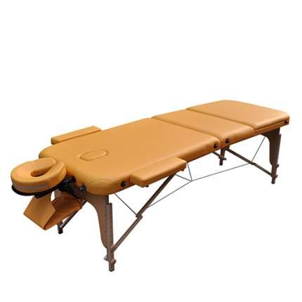 Массажный стол складной Zenet ZET-1047/L yellow