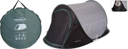 Палатка кемпинговая Koopman X92000310 двухместная зеленая