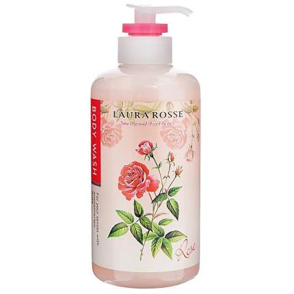 Жидкое мыло Laura Rosse Ароматерапия Роза