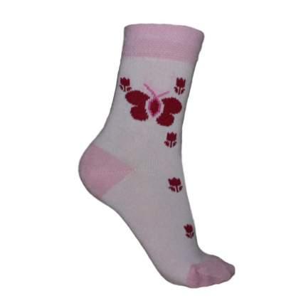 Носки детские Lapcap, цв. розовый р.14-16