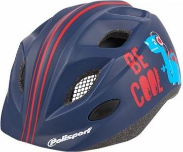 Детский велосипедный шлем Polisport Premium Be cool