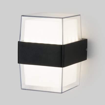 Настенный светодиодный светильник Elektrostandard Maul черный IP54 1519 TECHNO LED