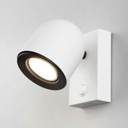Настенный светильник Elektrostandard Ogma GU10 SW белый MRL 1009