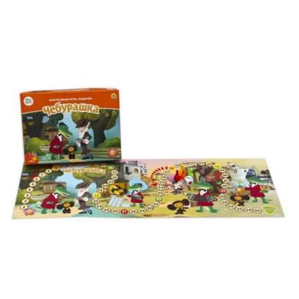 Настольная игра-ходилка Рыжий кот Союзмультфильм. Чебурашка