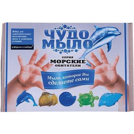 Набор для мыловарения Master IQ Чудо-Мыло Морские обитатели, 76908-TN