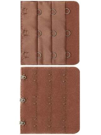 Удлинитель-расширитель для бюстгальтера Tenkraft Loral коричневый