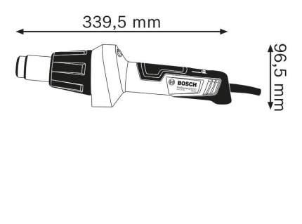Фен технический BOSCH GHG 20-60 (06012A6400)
