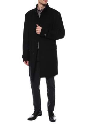 Пальто мужское BOSS BLACK 50394076 черное 58 DE