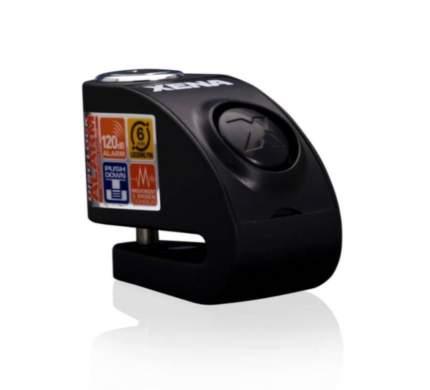 Замок на диск с сиреной Xena XZZ6L Black (Черный)