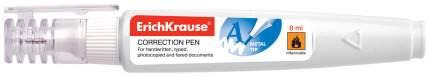 Корректор-ручка ErichKrause, 8мл (в пластиковой коробке по 12 шт.)