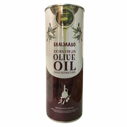 Оливковое масло Elaiolado  Extra Virgin Oil  1л,Греция