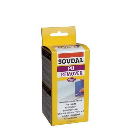 Удалитель затвердевшей пены SOUDAL PU Remover 100 ml, артикул 116544