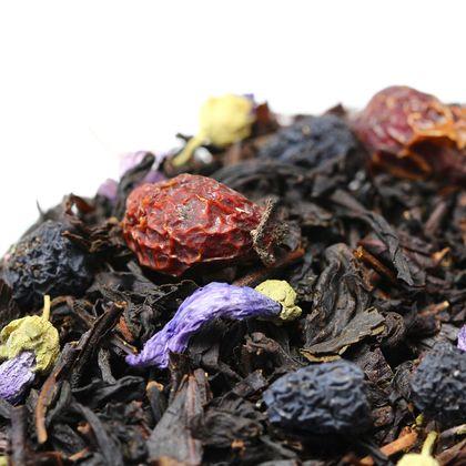 Черный чай Изысканный Бергамот (кат. B), 100 г