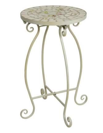 Садовый кофейный столик РИМСКОЕ ПАТИО, металл, мозаика, 30х50см (Kaemingk)