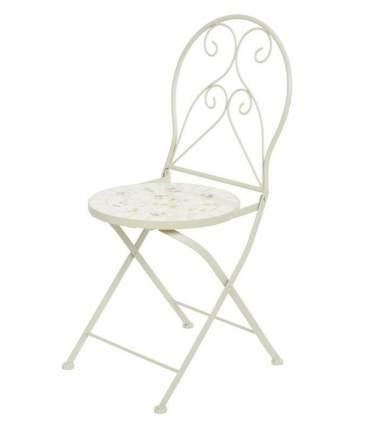 Садовый стул РИМСКОЕ ПАТИО, металл, мозаика, 51x38x93см (Kaemingk)
