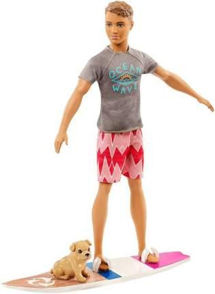 Кукла Junfa toys Сёрфер, с аксессуарами 121789-TN