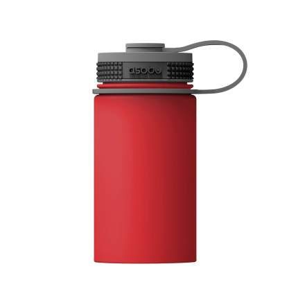 Термос Asobu Mini Hiker 0,35 л красный