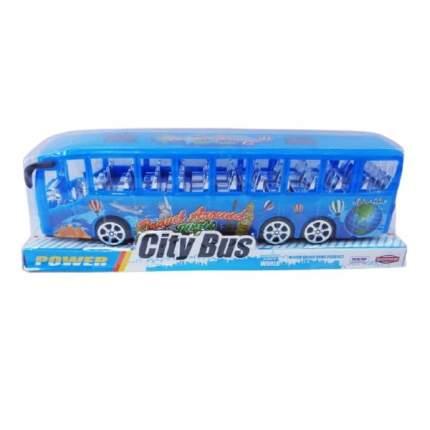 Машинка пластмассовая Автобус, 24х6х8 см